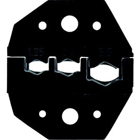 Klauke クラウケ クラウケ 専用ダイス 絶縁端子用 1.25〜5.5sq J5020