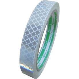 日東エルマテリアル Nitto L Materials 日東エルマテ 高輝度プリズム反射テープ15mmX5M ホワイト HTP-15W