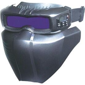 育良精機 IKURA TOOLS 育良 ラピッドグラスゴーグル ハードマスクセット(40337) ISK-RGG2HS