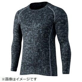おたふく手袋 OTAFUKU GLOVE おたふく BTパワーストレッチ クルーネックシャツ 迷彩 M JW-174-ME-M