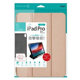 ナカバヤシ Nakabayashi iPadPro11inch(2018)用 ハニカム衝撃吸収ケース TBCIPP1804P ピンク