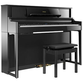 ローランド Roland LX705-PES 電子ピアノ 黒鏡面 [88鍵盤]