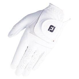 フットジョイ FootJoy 【レディース】ゴルフグローブ WeatherSof(18cm/ホワイト)FGWFW18【仕様変更に伴い新旧商品が混在致します】