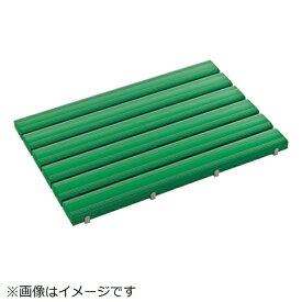 テラモト TERAMOTO テラモト 抗菌安全スノコ(組立品)600×1200緑 MR-093-343-1