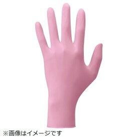 ショーワグローブ SHOWA ショーワ つかいきり手袋 ロゼピンク 50枚入 Lサイズ NO885-50PL