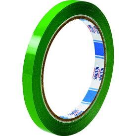 積水化学工業 SEKISUI 積水 バッグシーラーテープHタイプ 緑 9×50 P802M01