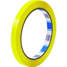 積水化学工業 SEKISUI 積水 バッグシーラーテープHタイプ 黄 9×50 P802Y01
