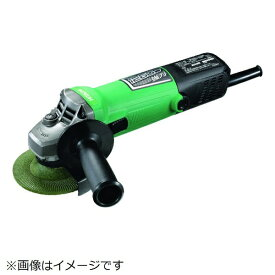 工機ホールディングス Koki HiKOKI 電気ディスクグラインダ 強力形 PDA100N