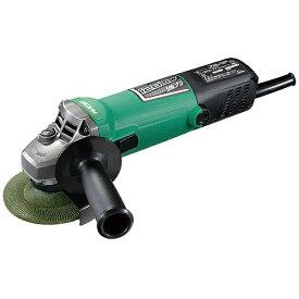 工機ホールディングス Koki HiKOKI 電気ディスクグラインダ 強力形 再起動防止機能搭載 PDA100N-SSS