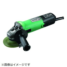 工機ホールディングス Koki HiKOKI 電気ディスクグラインダ 低速トルク形 PDH100N