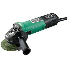 工機ホールディングス Koki HiKOKI 電気ディスクグラインダ 低速トルク形 再起動防止機能 PDH100N-SSS