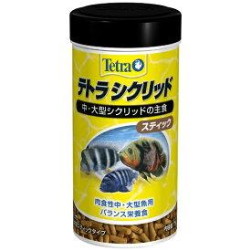 スペクトラムブランズジャパン Spectrum Brands Japan テトラ シクリッド ミニスティック (75g) [金魚・熱帯魚用フード]