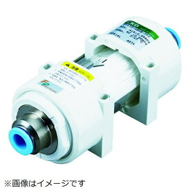 CKD シーケーディ CKD 除菌フィルタ・インラインタイプΦ10チューブ継手付き SFS10-H10H10-FP2