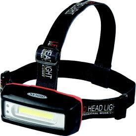日動工業 NICHIDO 日動 充電式LEDヘッドライト SHL-3W-PIR-CH