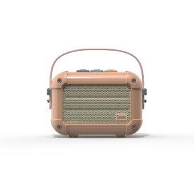 Divoom ディブーム ブルートゥーススピーカー MACCHIATO PINK[MACCHIATOPINK]