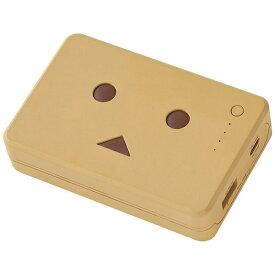 CHEERO チーロ cheero ダンボーバッテリー 10050mAh PD18W ブラウン CHE-096-BR [10050mAh /USB Power Delivery対応]