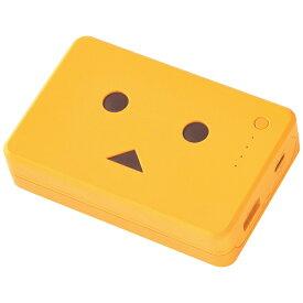 CHEERO チーロ cheero ダンボーバッテリー 10050mAh PD18W イエロー CHE-096-YE [10050mAh /USB Power Delivery対応]