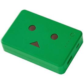 CHEERO チーロ cheero ダンボーバッテリー 10050mAh PD18W グリーン CHE-096-GR [10050mAh]