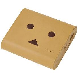 CHEERO チーロ cheero ダンボーバッテリー 13400mAh PD18W ブラウン CHE-097-BR [13400mAh /USB Power Delivery対応]