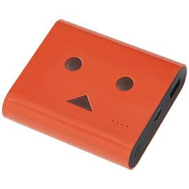 CHEERO チーロ cheero ダンボーバッテリー 13400mAh PD18W レッド CHE-097-RE [13400mAh /USB Power Delivery対応]