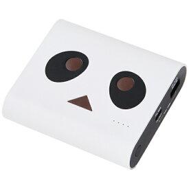 CHEERO チーロ cheero ダンボーバッテリー 13400mAh PD18W パンダ CHE-097-PA [13400mAh /USB Power Delivery対応]
