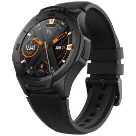 Mobvoi WG12016 スマートウォッチ TicWatch S2 黒[WG12016]