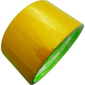 日東エルマテリアル Nitto L Materials 日東エルマテ 粗面反射テープ 50mmx10m 黄 SHT-50Y