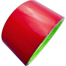 日東エルマテリアル Nitto L Materials 日東エルマテ 粗面反射テープ 75mmx10m 赤 SHT-75R
