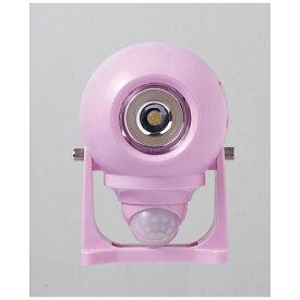 大進 DAISHIN どこでも簡単センサーライト(ピンク) DLB-NH200