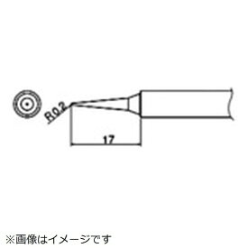 白光 HAKKO 白光 こて先 I型 T34-I