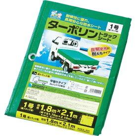 萩原工業 HAGIHARA 萩原 ターポリントラックシートグリーン1号 TP1