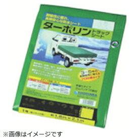 萩原工業 HAGIHARA 萩原 ターポリントラックシートグリーン2号 TP2