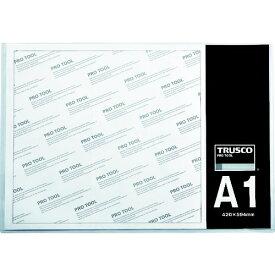 トラスコ中山 TRUSCO 厚口カードケース A1 THCCH-A1