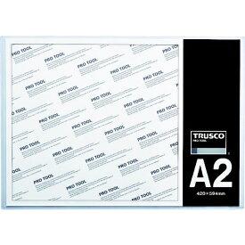 トラスコ中山 TRUSCO 厚口カードケース A2 THCCH-A2