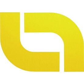 ミドリ安全 MIDORI ANZEN ミドリ安全 ベルデビバコーナーテープ 黄 2枚×5シート入 VHT-CORNER-Y