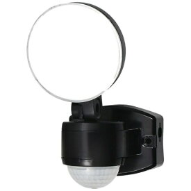 ELPA エルパ 屋外用LEDセンサーライト AC電源 1灯 ESL-SS411AC [白色 /コンセント式]