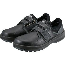シモン Simon シモン 安全靴 短靴 WS18黒 25.5cm WS18B-25.5