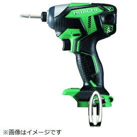 工機ホールディングス Koki HiKOKI 18Vコードレスインパクトドライバ本体のみ グリーン WH18DKL-NN-L