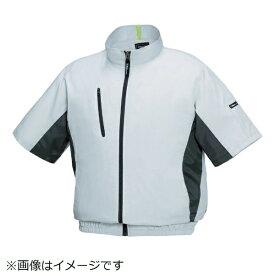 ジーベック XEBEC ジーベック 空調服 ポリエステル製スポーツ半袖空調服XE98004−22−4L XE98004-22-4L