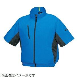 ジーベック XEBEC ジーベック 空調服 ポリエステル製スポーツ半袖空調服XE98004−46−4L XE98004-46-4L
