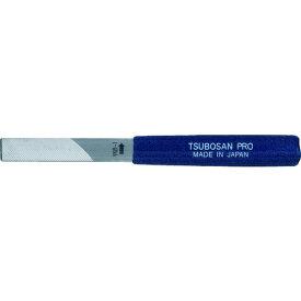 ツボサン TSUBOSAN ツボサン 横に削るヤスリ 平 両面中目 押し切り用 YKB-1
