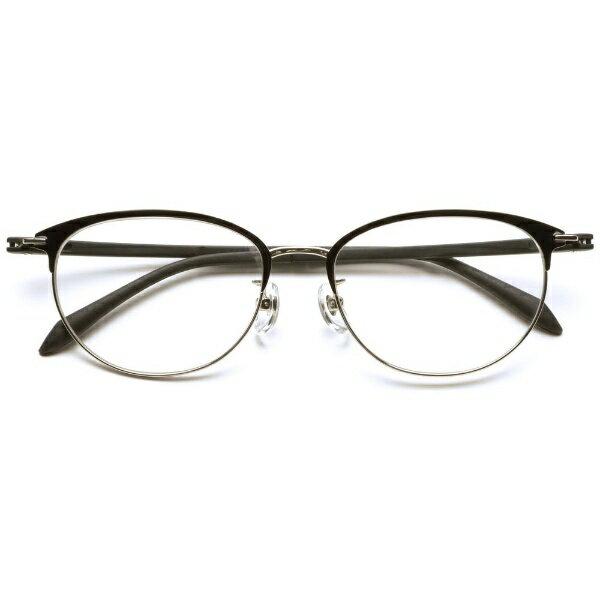小松貿易 自分の目でピントを探すシニアグラス PINT GLASSES PG-709-BK(ブラック)
