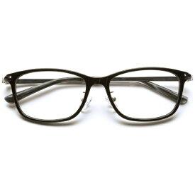 小松貿易 自分の目でピントを探すシニアグラス PINT GLASSES PG-808-BK(ブラック)