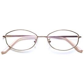 小松貿易 自分の目でピントを探すシニアグラス PINT GLASSES PG-703-PK(ピンク)