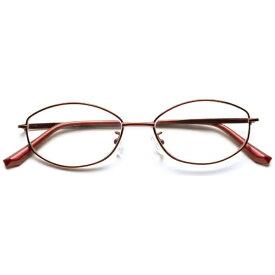 小松貿易 自分の目でピントを探すシニアグラス PINT GLASSES PG-703-RE(レッド)