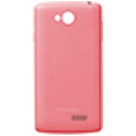 ワイモバイル Y!Mobile 【ワイモバイル純正】電池カバー ピンク LGTAB3 [402LG対応]