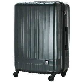 シフレ siffler スーツケースハードジッパー MCL207561GN 【メーカー直送・代金引換不可・時間指定・返品不可】