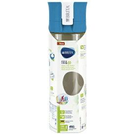 ブリタ BRITA KBVICB1 携帯型浄水器 fill&go(フィルアンドゴー) ブルー[KBVICB1]