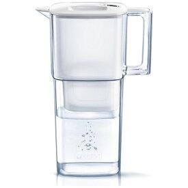ブリタ BRITA KBLQCW1 浄水ポット リクエリ ホワイト[KBLQCW1]