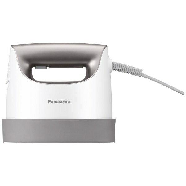 パナソニック Panasonic NI-CFS750-S 衣類スチーマー パナソニック シルバー調 [ハンガーショット機能付き][NICFS750S]